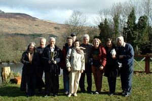 2006 in Killin - The morning after winning through to our first ever appearance at The S.C.D.A. One Act Finals