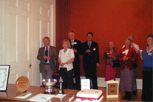 70th Anniversary Function. October 2006