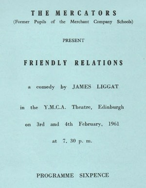 "Programme for ""Friendly Relations"""